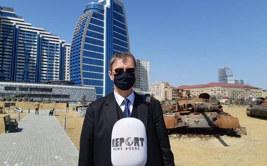 Чифу: ЕС может помочь в реинтеграции армян в азербайджанское общество