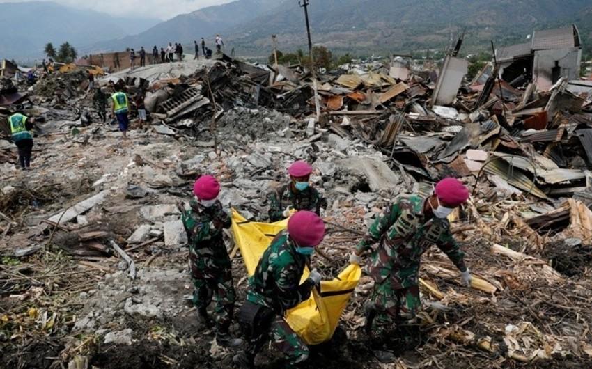 New earthquake kills three on Indonesia's Java island