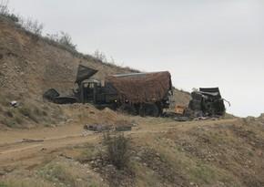 МО: В Ханкенди убито большое число армянских военнослужащих