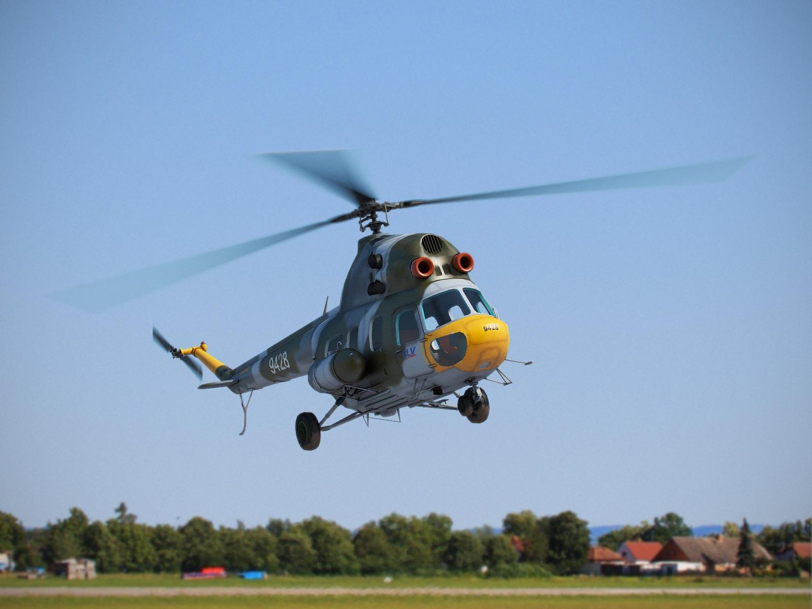 """- """"Mi-2"""" helikopteri sərt eniş edib, ölən və xəsarət alan var"""