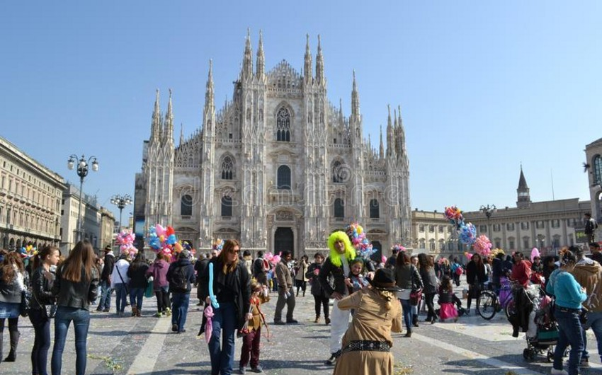 İtaliyanın bütün ərazisi karantinə alındı