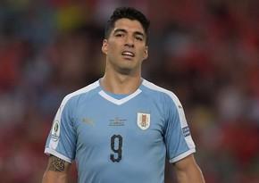 Еще два футболиста сборной Уругвая заразились коронавирусом