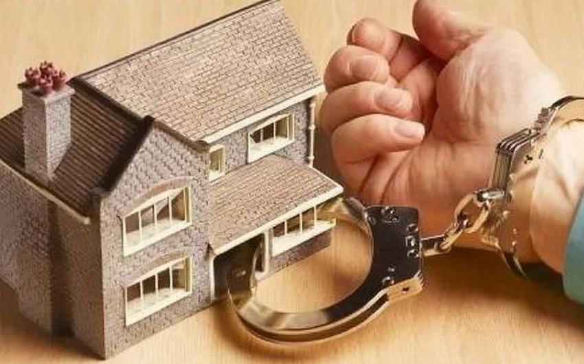 В Азербайджане более 160 единиц имущества получено преступным путем