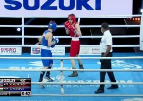 Avropa çempionatı: Azərbaycanın 2 boksçusu bürünc medal qazanıb