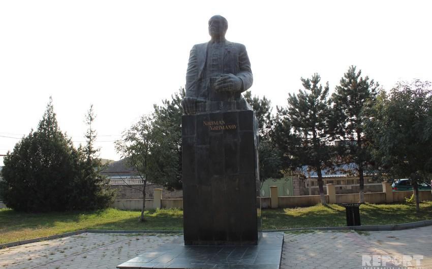 Nariman Narimanov's monument to be restored in Georgia
