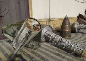 ANAMA: Обломки ракет Искандер обнаружены на двух территориях в Шуше
