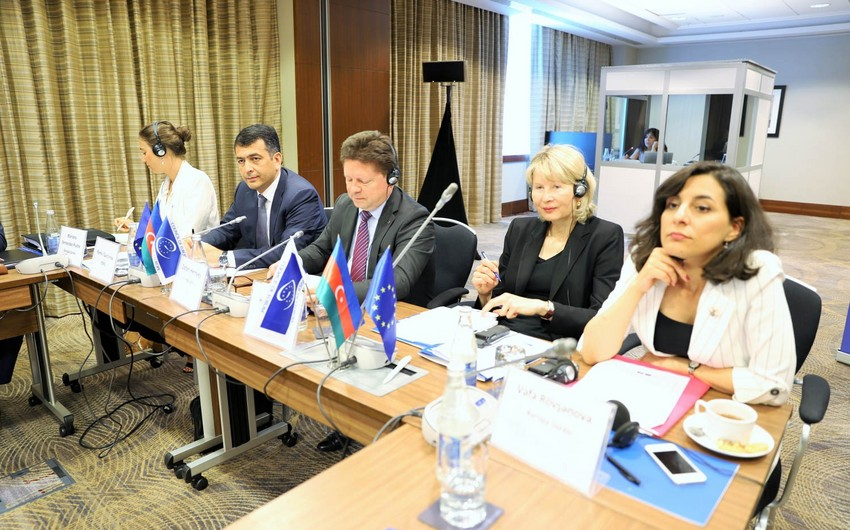 Hanne Juncher: Council of Europe is ready to support Azerbaijan's judicial system