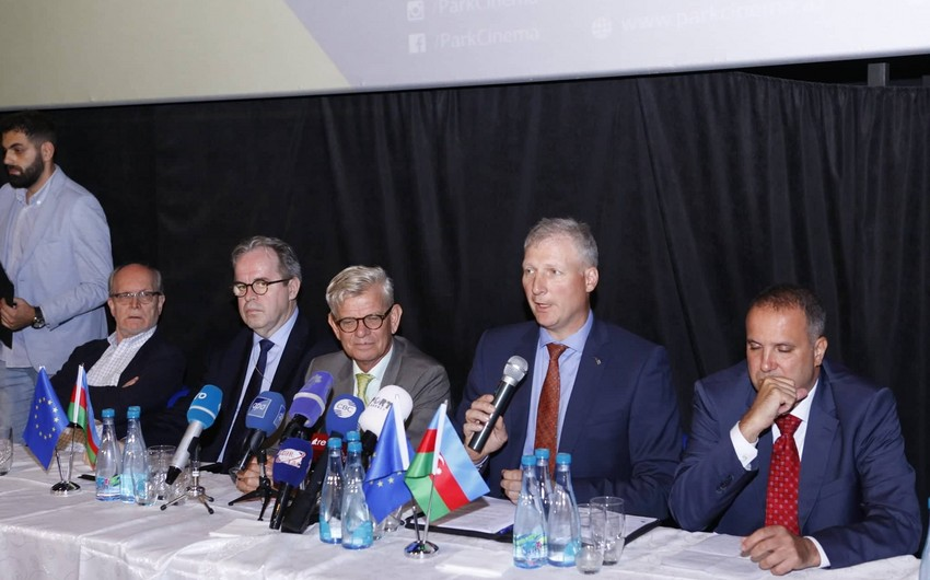 10th European Film Festival to be launched in Baku