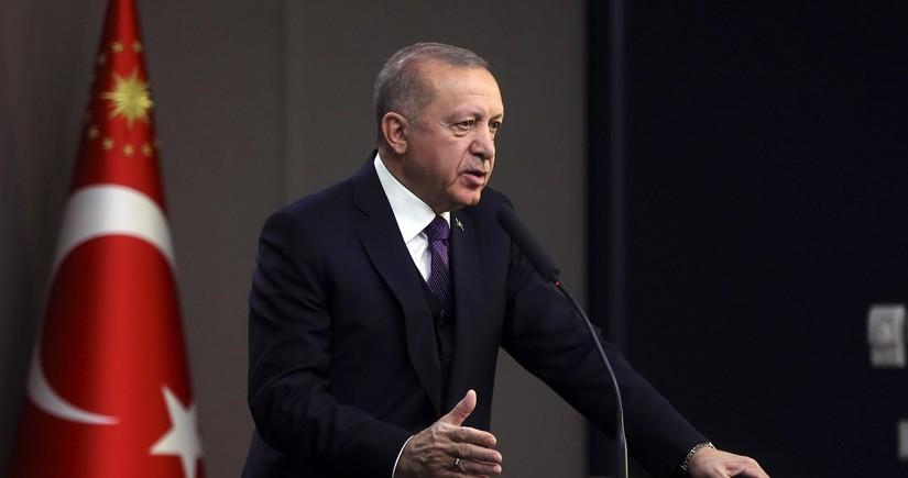 Эрдоган: Международные СМИ повели себя как новостные агентства Армении