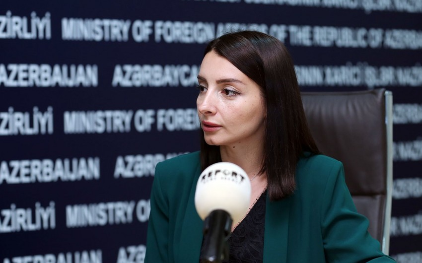 Baku: Armenia clearly demonstrated its malicious intentions