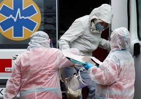 На Украине зафиксировали новый антирекорд заражений коронавирусом за сутки