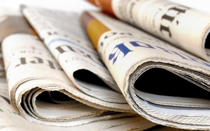Fərdi jurnalist yazıları müsabiqəsinin qalibləri mükafatlandırılıb