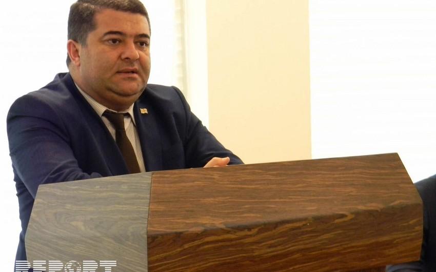 """Ruslan Hacıyev: """"Gürcü Arzusu"""" Marneulidəki seçkilərin elə I turunda qalib gələcək"""""""