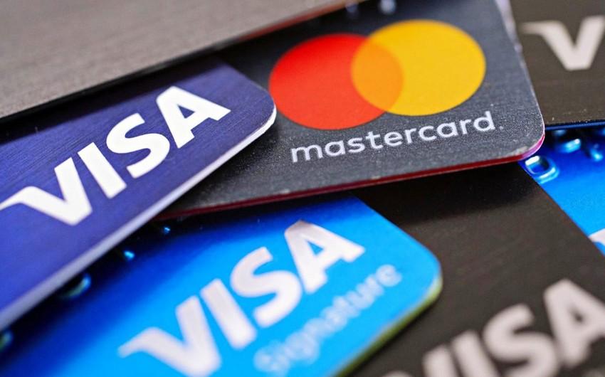 В России могут ограничить использование Visa и Mastercard