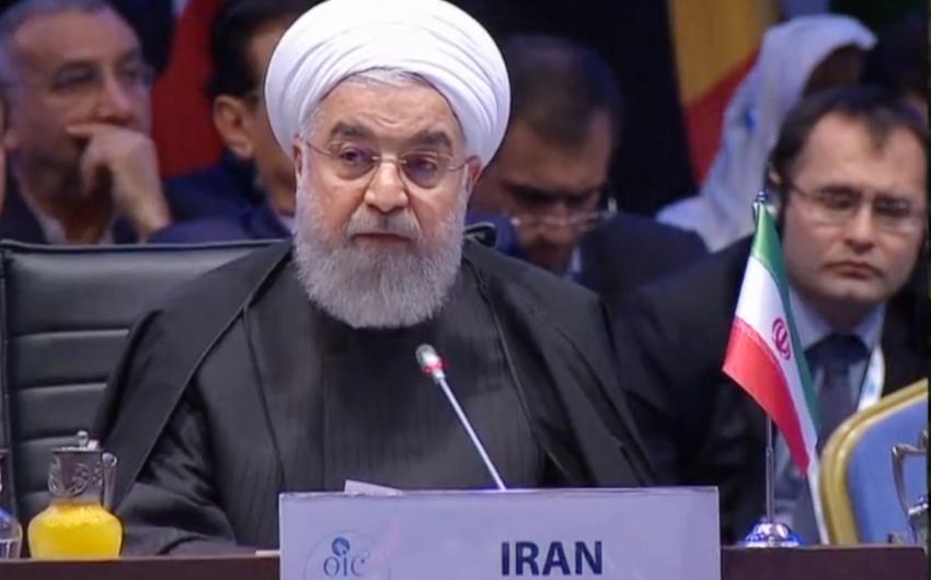 Həsən Ruhani: ABŞ heç vaxt dürüst vasitəçi olmayıb və heç vaxt da olmayacaq