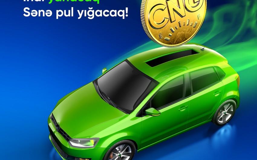 """""""CNG AUTOGAS"""" CNG avadanlığı quraşdıranlar üçün daxili kreditə başlayır"""