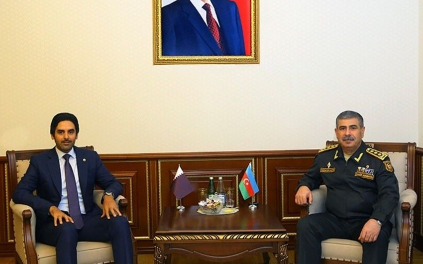 Azerbaijan, Turkey, Qatar to hold joint military exercises