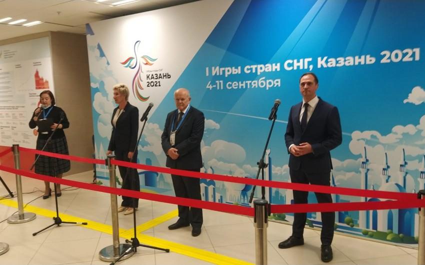 Леонид Анфимов: В СНГ никогда не проводились мероприятия подобного масштаба