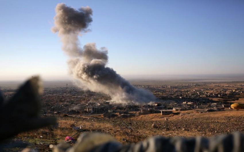 KİV: ABŞ-ın hava zərbələri nəticəsində İraqın 30 əsgəri ölüb