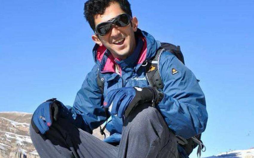 Alpinist Babur Hüseynov dəfn edilib - FOTO