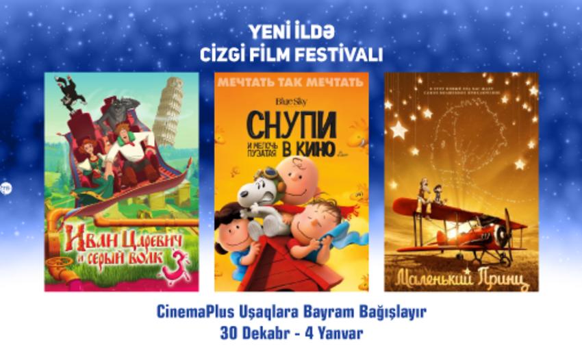 CinemaPlus uşaqlar üçün bayram təşkil edəcək - VİDEO