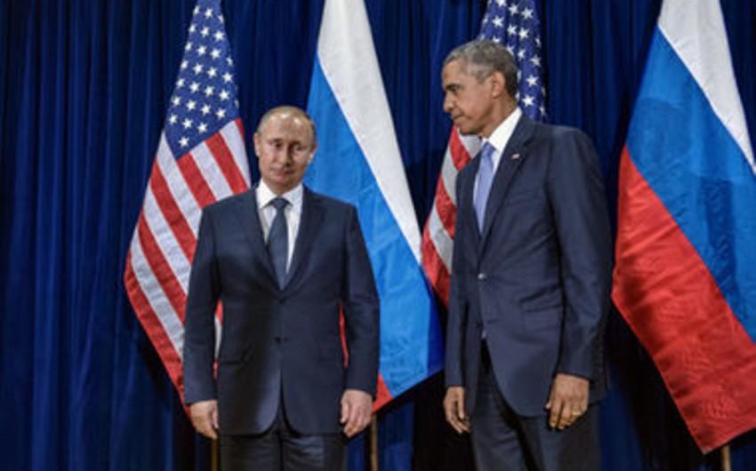 Obama və Putin görüşmək barədə razılığa gəlib