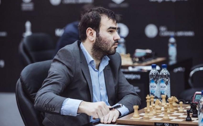 """Şəhriyar Məmmədyarov """"Grand Chess Tour"""" seriyasında iştirak edəcək"""