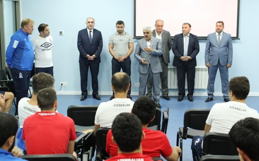 AFFA prezidenti: Dünya çempionatının seçmə mərhələ oyunları son dərəcə vacibdir