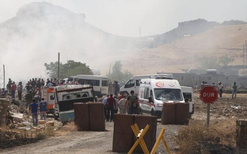 Türkiyədə terror aktı nəticəsində, 3 nəfər ölüb, 36 nəfər yaralanıb - YENİLƏNİB-2