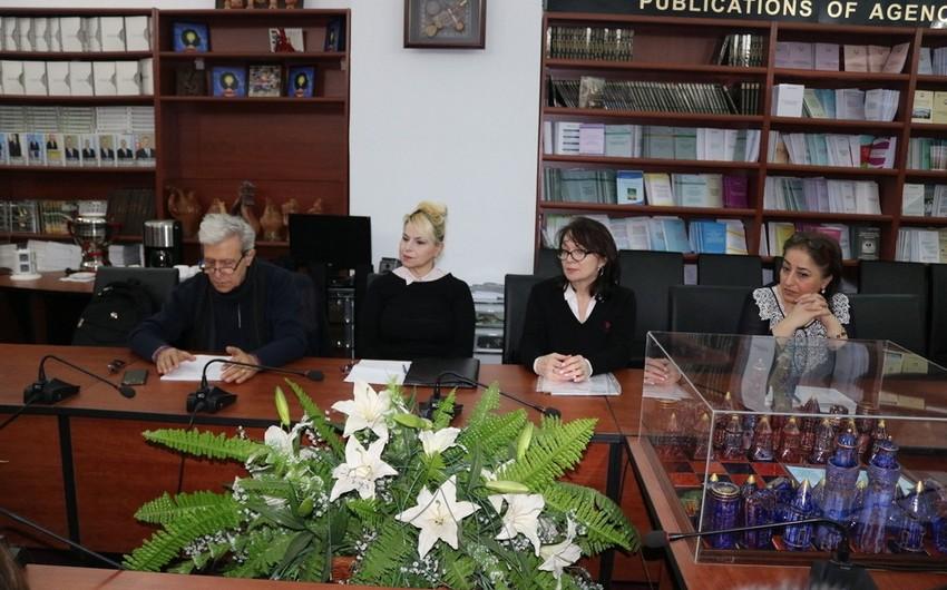 """Əqli Mülkiyyət Agentliyi """"Azərbaycan Professional Kinorejissorlar Gildiyası""""nı akkreditasiyadan keçirib"""