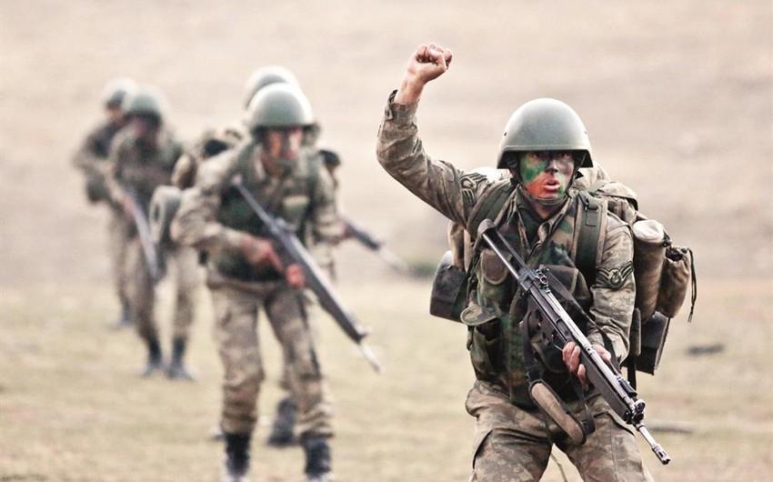 Afrində Racu bələdiyyəsi terrorçulardan təmizlənib, 2434 terrorçu zərərsizləşdirilib