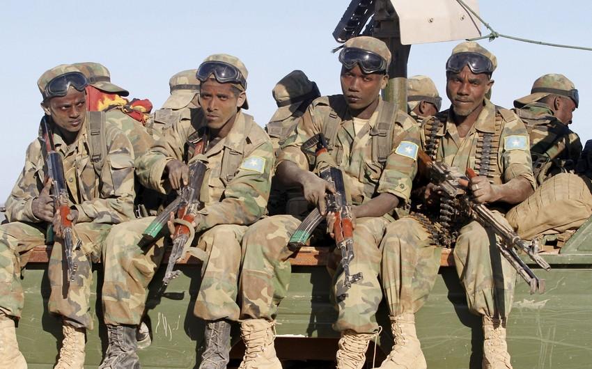 Somali ordusu Aş-Şababın 37 terrorçusunu məhv edib