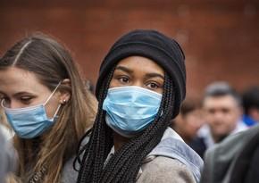 В США за сутки выявили свыше 111 тысяч случаев COVID-19