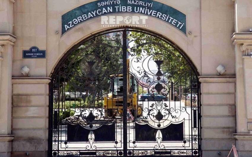 Tibb Universitetinin əməkdaşları cəzalandırılıb