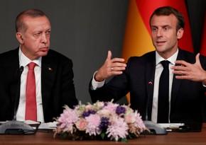 Macron, Erdogan meet ahead of NATO summit