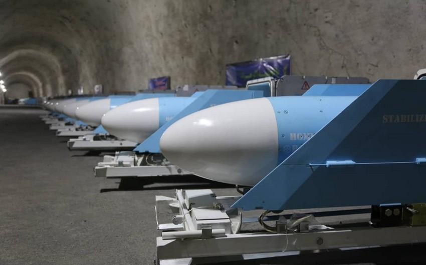 İran körfəzdə yeraltı raket bazasını istifadəyə verib