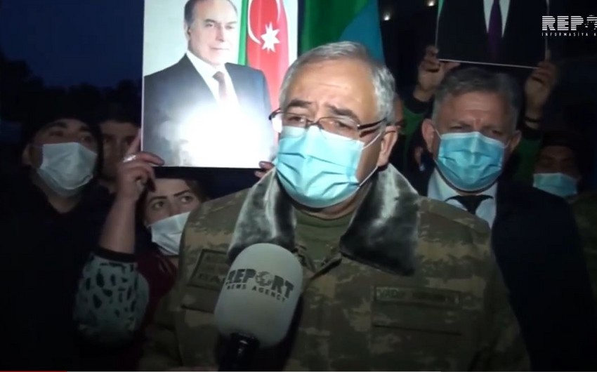 Vaqif Həsənov: Bütün ağdamlılar yurdlarına qayıdacaq
