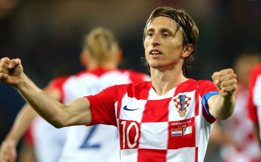 Хорватский футболист Лука Модрич ответил на письмо тяжелобольной девочки