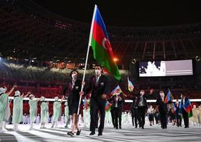 Tokio-2020: Azərbaycan bayraqdarları mübarizəyə başlayır
