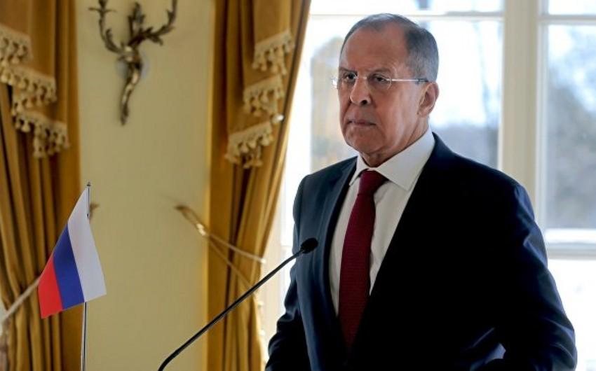 Sergey Lavrov mayın 10-da Vaşinqtonda Reks Tillersonla görüşəcək