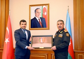 Azerbaijan, Turkey mull prospects for development of military-technical cooperation