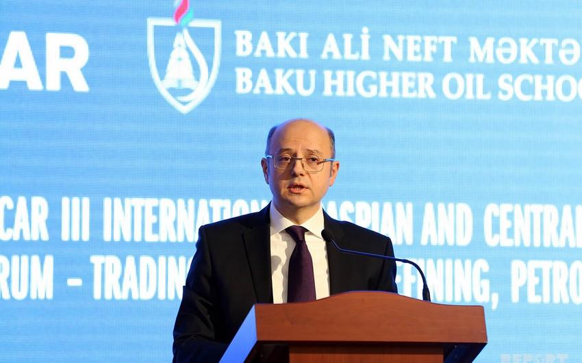 Energetika naziri: Azərbaycan enerji təhlükəsizliyinə diqqətlə yanaşır