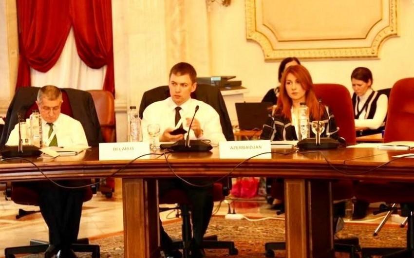 AMADA-nın direktoru Avropa Şurasının işçi qrupunun sədr müavini seçilib